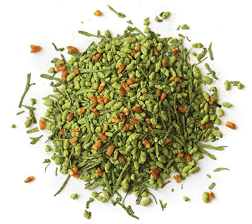 Genmaicha Matcha iri Genmaicha ⽞⽶茶(抹茶⼊)100g