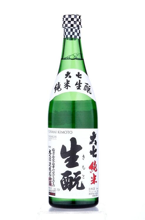 Daishichi Kimoto Junmai大七  純米生もと 720ml