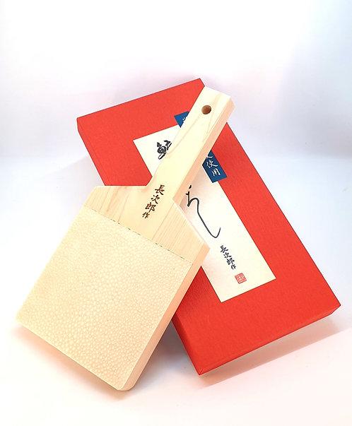 OYASHIO - Base en bois de cèdre Hinoki 237x111x123mm