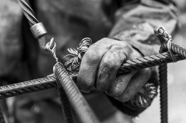 Construction - Le métal