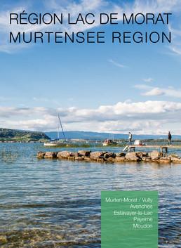 Brochure mood - Région lac de Morat