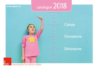 Catalogue des activités 2018 - LLB