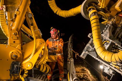 Construction - Travail de nuit