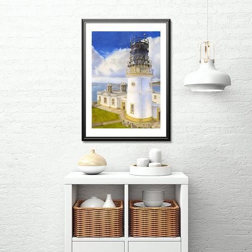 Sumburgh Head Lighthouse: