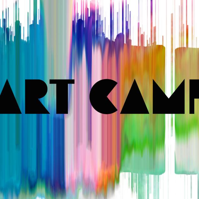 Summer Art Camp - Morning Session 9-11am