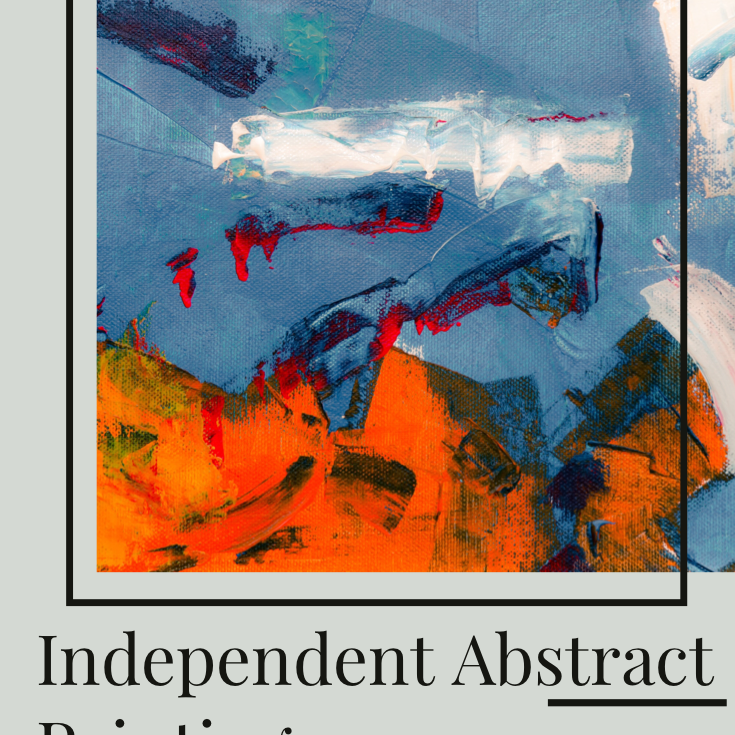 Abstract Painting: Mark Making