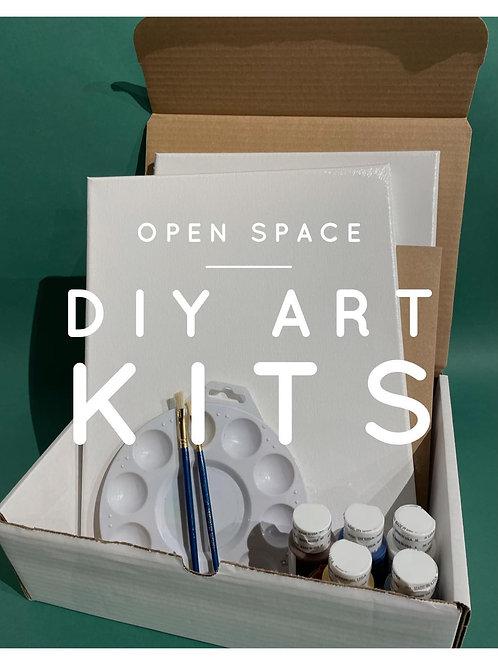DIY Kids Painting Art Kit