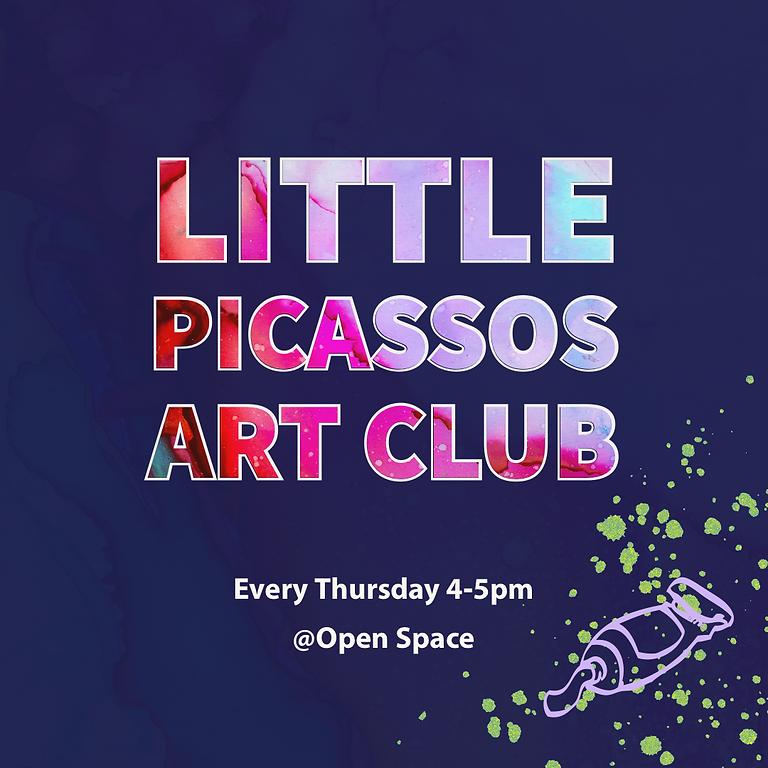 Little Picassos (Art Club)