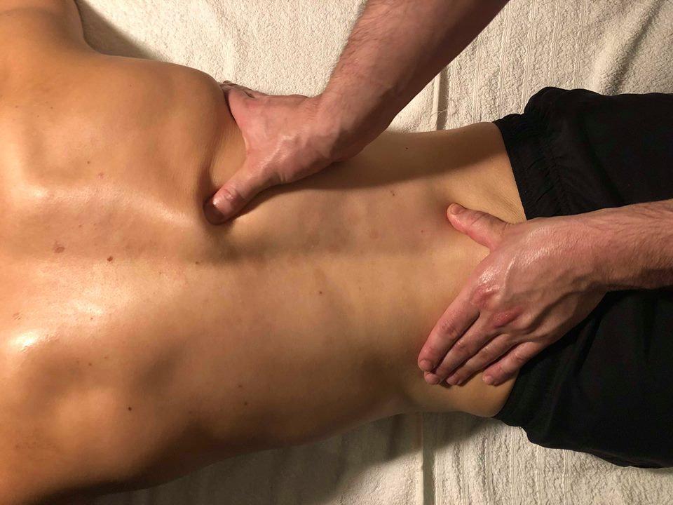 60 minutes Full Body Deep Tissue Massage