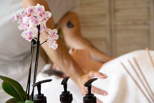 90 Minutes Full Body Massage Voucher