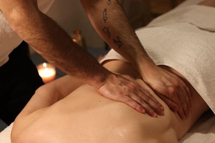 60 minutes Full Body Holistic Massage