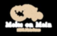 Melts On Main Logo Alpha White.png