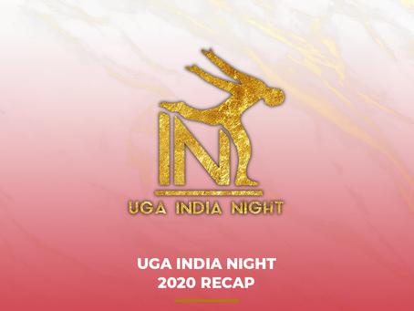 UGA India Night Recap