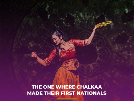 The One Where Chalkaa Made Their First Nationals