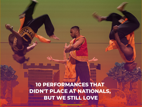10 Performances That Didn't Place At Nationals, But We Still Love