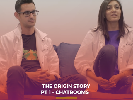 The Origin Story - Chatrooms (Part 1)