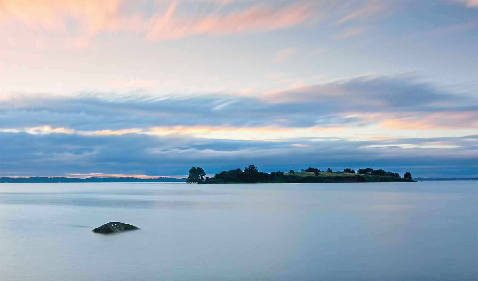 'Island Hill' by Jim McConville (7.5 marks)  -  Westcourt Camera Club