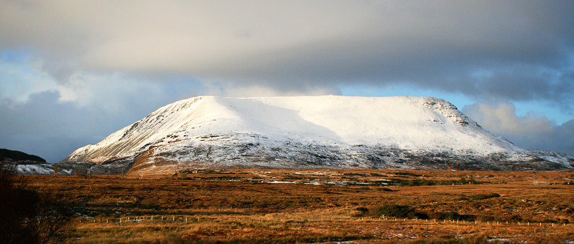 COLOUR - Muckish Mountain by Desi McPhillips (8 marks)