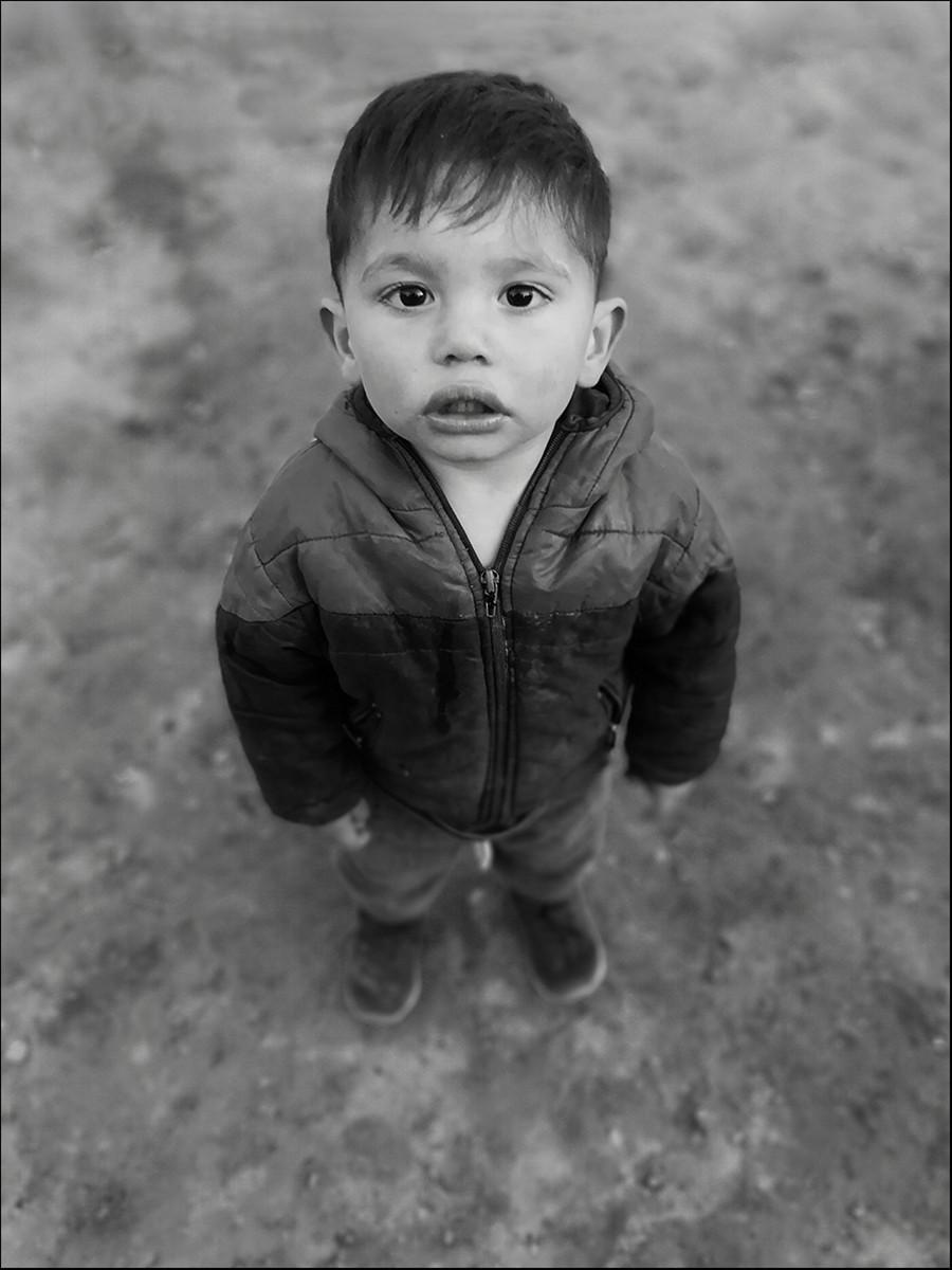 PDI - Barrio Boy by Cormac McArt (9 marks)