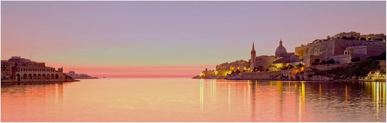 PDI - Malta Vista by Jim McConville (10 marks)
