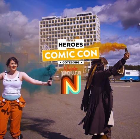 Comic Con Göteborg 2019 // Highlightvideo
