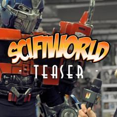 TEASER // Sci Fi World Stockholm 2019