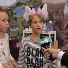 """""""Vad är det bästa med rollspel?"""" Comic Con Stockholm 2019"""