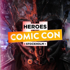 COMIC CON STOCKHOLM 2019 // OFFICIAL AFTERMOVIE