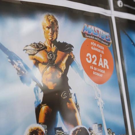 Nostalgibio // He-Man från 1987 på Bio Kaskad