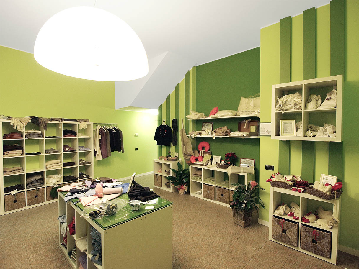 Natural Cloth Store - Brugherio