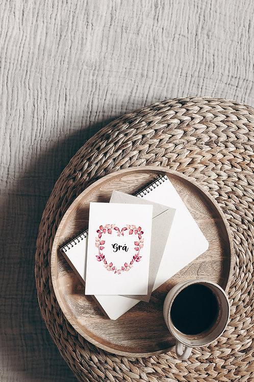 Grá - Love Card