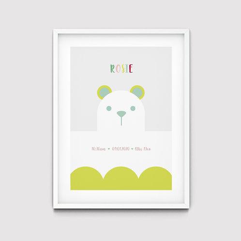 Baby Bear - Rosie