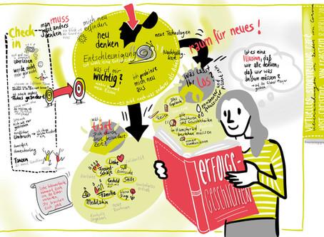 Geschichten des Gelingens in Zeiten von Corona - Virtuelle Storytelling Circles mit Kreativen