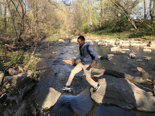 My first Experience at Philadelphia Watershed