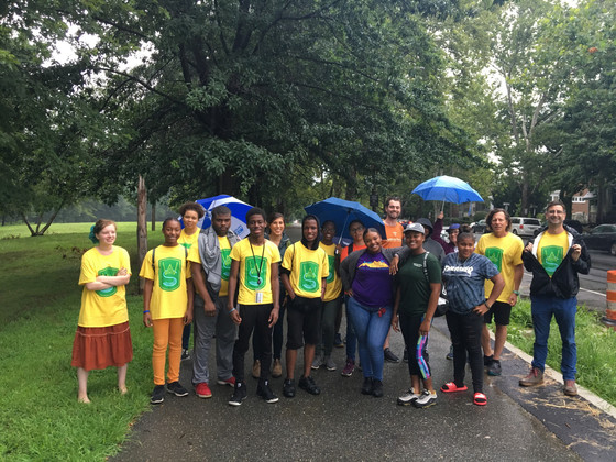 Throwback Thursday: PWS and Camden RiverGuides Program exchange Summer 2019