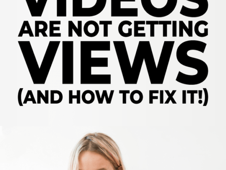10 reasons why your YouTube videos are not getting views (and how to fix it!)