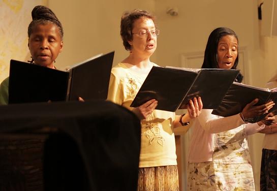 CONTACT, NYC, Voices of New York Chorus, Choir, New York City, Hear Us
