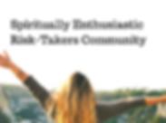 Spiritually Enthusiastic Risk-Takers Com