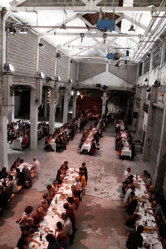 L'instant T / Banquet / 2019