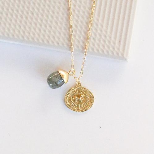 Ottoman Pendant Necklace