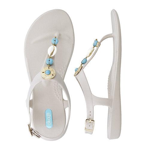 Shelly T-Strap Sandal