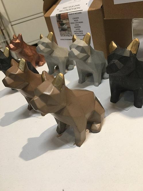 French Bulldog Statuette