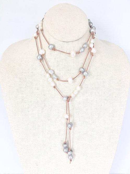 Nicola Lariat Necklace