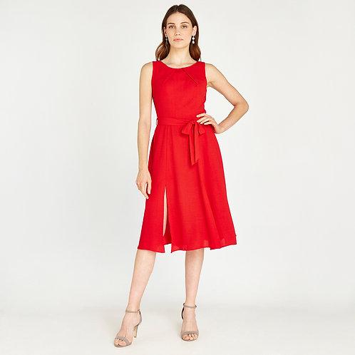 Double Split Dress