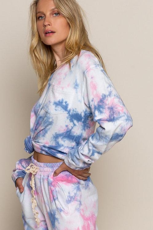 Galaxy Splash Sweatshirt