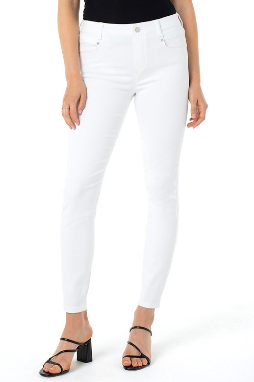 Gia Ankle Skinny Jeans