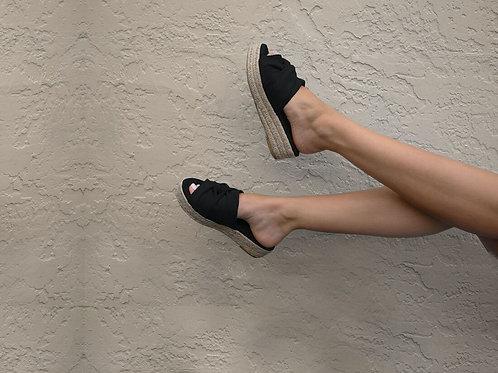 Sai Wedge Sandals