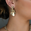 Thumbnail: Dangling Coins Earrings