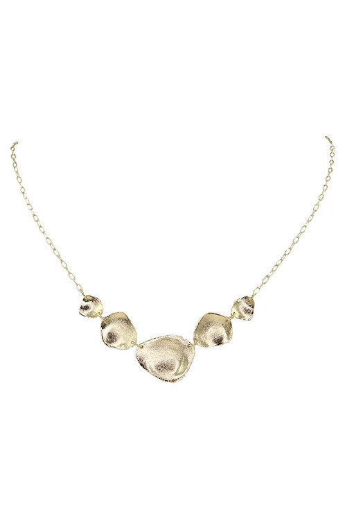 Five Coins Necklace