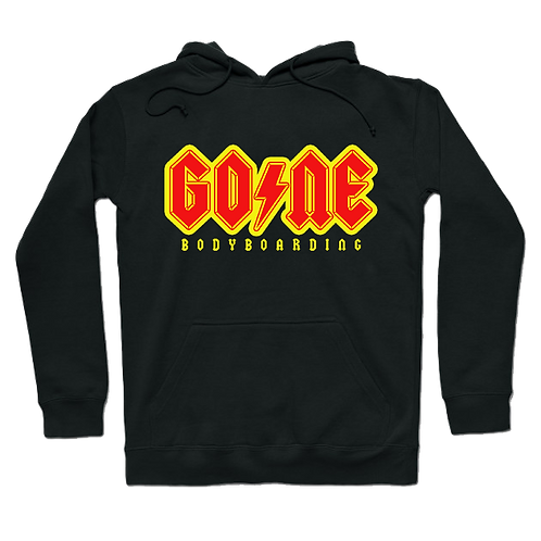 Gone Hells Swells Thicker/Winter Hoodie